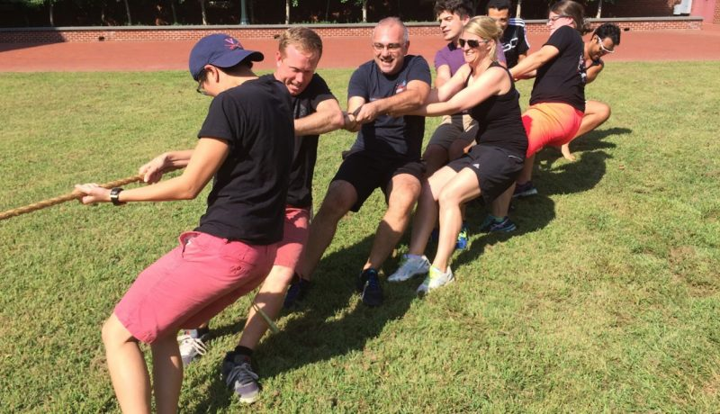 BME Tug of War, Civelek Lab came second! Yay!